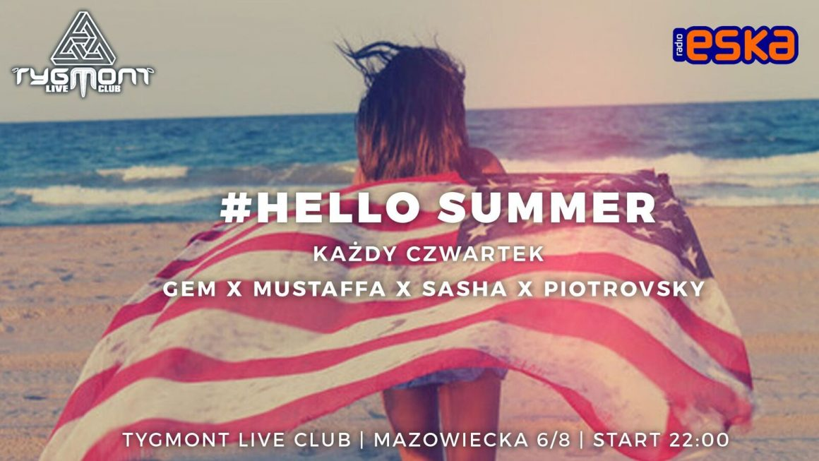 #HELLO SUMMER!!!