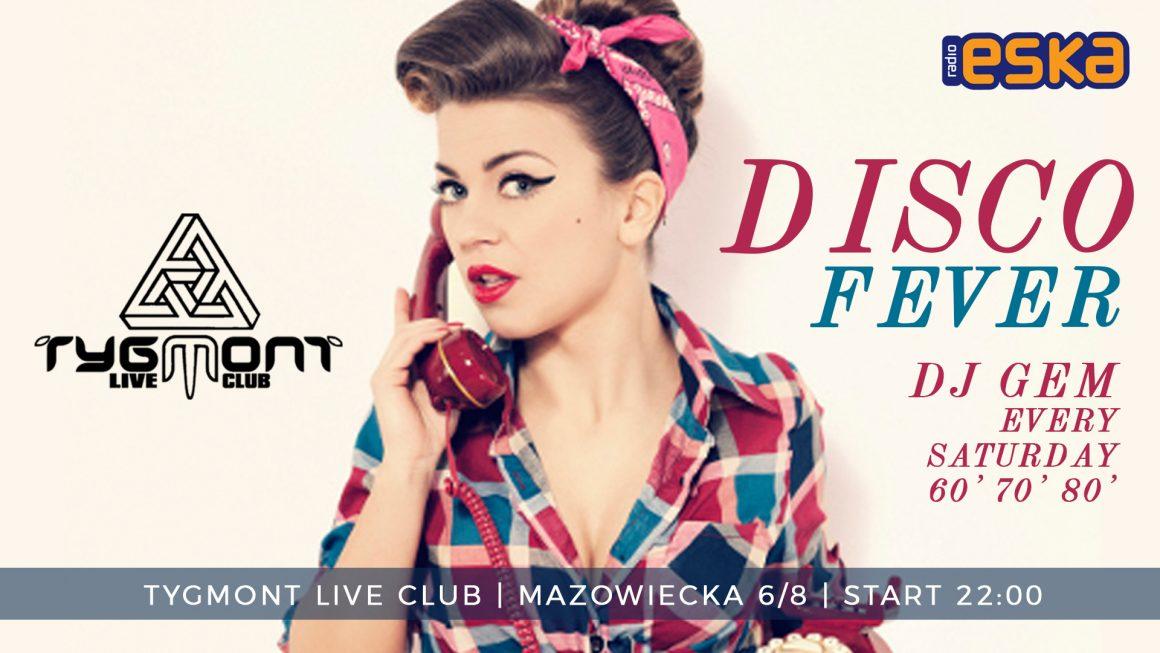 # DISCO FEVER!!!