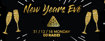 New Years Eve Party! 2018/19 Dj Radzi