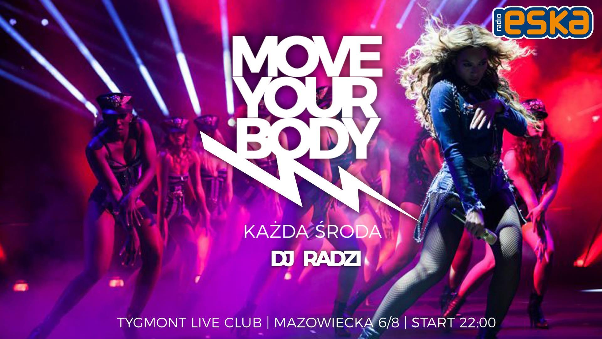 move your body sroda