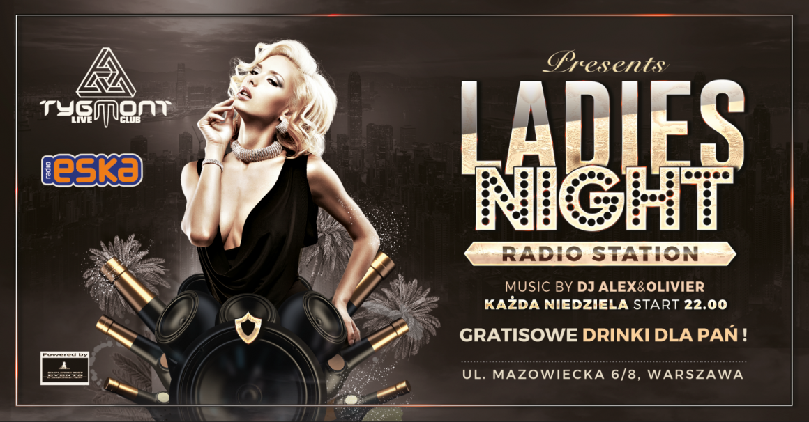 Ladies Night – Radio Station