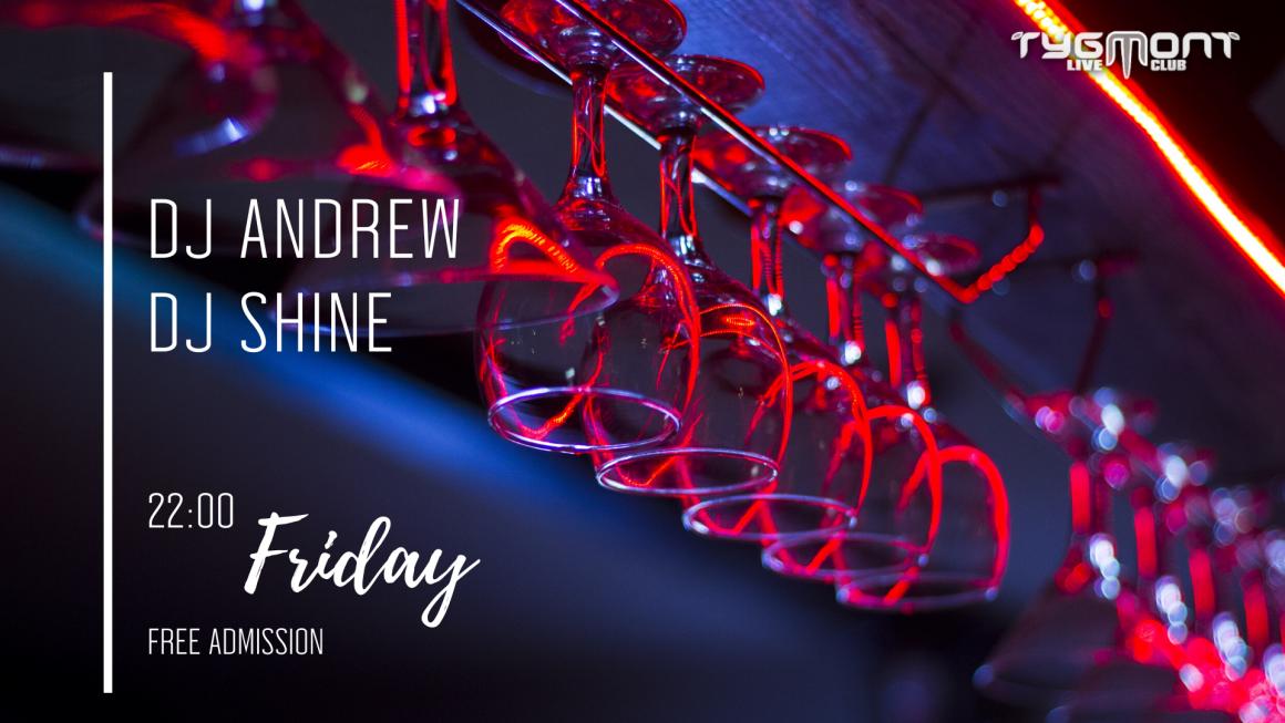 Piątek z DJ Andrew